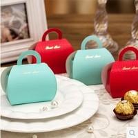 Free shipping! 2014 Newest Chinese Creative Fashion Crocodile Candy Boxes Home Decoration Gift Box Wedding Paper Box 150pcs/lot