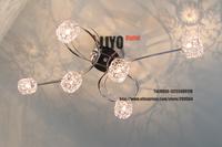 Free shipping Lamps modern brief restaurant pendant light rustic bedroom lights study light living room lights