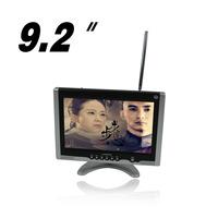 Small lcd tv ld-951s 9.2 reader usb flash drive band aerial car