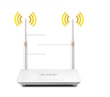 Free Shipping Tenda D301 300M Router Repeater High Quality Networking Hardware ADSL Modem Great Value 3C ROHS CE FCC Wifi Router(China (Mainland))