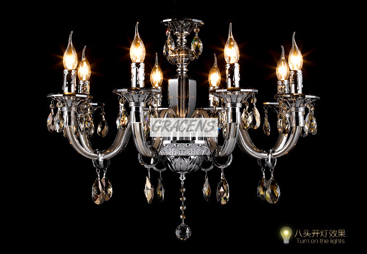 Unique chandelier promotion online shopping for promotional unique chandelier on - Unique crystal chandeliers ...