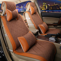 Car seat cushion general seat luxury cushion four seasons spring pad jx1401  , car seat covers, car covers