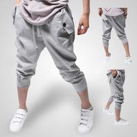 New Arrival 2014 new men's casual pants, harem pants  sports pants M-2XL
