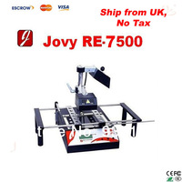 Ship from UK, no tax! Jovy BGA rework station RE7500 jovy system Bga repair station