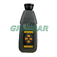 VICTOR DM6238P Digital Stroboscope Tachometer 60 to 40000RPM/FPM measuring range VC DM6238P VC 6238P