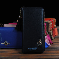2014 Fashion  female coin case New Arrival Lady Purse  Retail PU Leather Unique Women long Wallets  (0040)