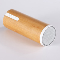 Free shipping Wool bluetooth speaker wood wireless bluetooth mini audio subwoofer 055 handfree telephone
