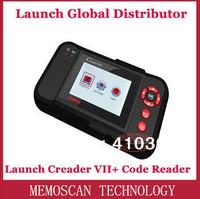 2014 New Released Original Launch X431 Creader VII+ Equal To CRP123 Update Via   Launch Website With Dealer Code