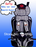 Safty baby car seat security car seater children seater child seat free shipping