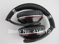 Free shipping cost Promotion foldable DJ wireless headphones in earphone stereo wireless headsets with Microphone manufacturer
