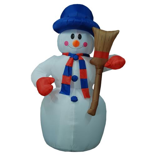Achetez en gros no l bonhomme de neige gonflables en ligne - Decoration de noel bonhomme de neige ...
