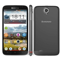 Lenovo A850 Smartphone 5.5 Inch QHD Screen MTK6582 Quad Core Phone Android4.2 1GB RAM + 4GB ROM- Black