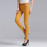 A.s women's slim casual pants women's pencil pants