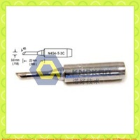 50pcs/lot Lead-free Hakko N454-T-3C Soldering Iron Tip for HAKKO  Dash Soldering iron handle