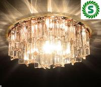 LED K9 cystal ceiling lights  for Dinning/living room lighting Entrance ligts Hall light  Aisle lamp luminaire ,Free shipping