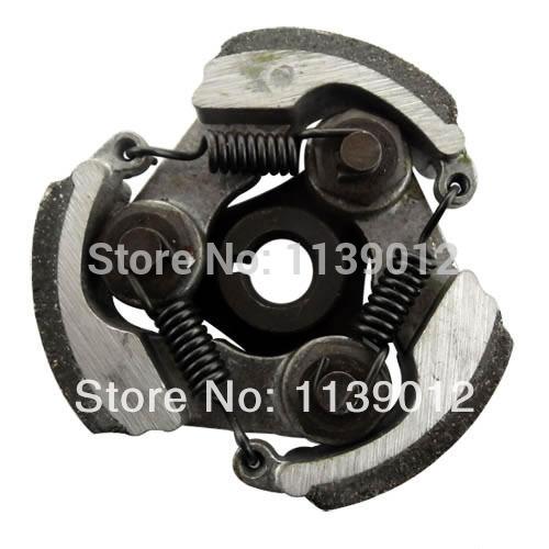 Free shipping AK012 3 Shoes Centrifugal Clutch Plate 43 47cc 49cc Mini Pocket PIT Quad Dirt Bike ATV(China (Mainland))