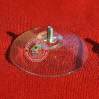 thickening transparent m4 screws suction cup hook glass furniture table mat chair cushion chair pads
