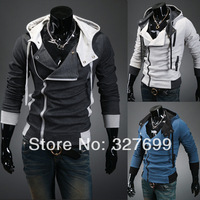 New 2014 New Sports Sweatershirts Men's Clothing Brand Plus Size Clothing Set Men Hoodie Tracksuits Sportswear Hoodies-1101