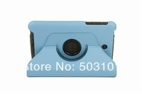 """50pcs/lot 2014 Litchi Grain 360 degree rotation with Stand wallet case for ASUS VivoTab Note 8 M80TA 8"""" inch table pc"""
