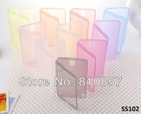 RETAIL, Ultra Thin Flip TPU Case for Galaxy Note 3 Soft Cover, For Samsung N9000 Protective Case, FREE SHIP