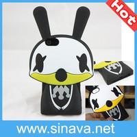 Hot! B.A.P. rabbit 3D cartoon cute Matoki silicone case for iphone 5 5s free shipping