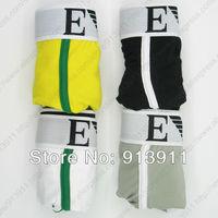 Retail fashion Men's shorts cotton mens underwear Hot