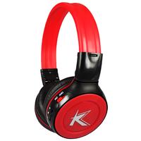 Hi-fi card read headphone wireless headset stereo microphone studio headphones DJ FM function Super bass sound free shipping