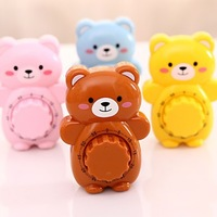 New CREATIVE bear style machinery timer  kitchen