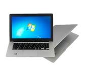 Win 7  Ultra-book slim 14 inch Laptop Computer Intel J1800 Dual-core 2G/320G4GB 320GB webcam