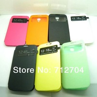 NEW SLIMSIV FLIP CASE COVER S-VIEW S VIEW  for SAMSUNG GALAXY S4