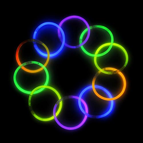 Free shipping Neon stick flash, stick glow, stick light, stick fluorescent 100(China (Mainland))
