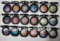 Free Shipping New arrivals Mineralize Eye Shadow 2.2 g 18 color (10pcs/lot)