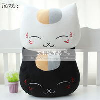 Tavritchesky car lumbar support car cushion tournure cartoon car back pillow cat pillow car lumbar support