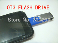 Free shipping rotat Smart phone USB Flash drive OTG USB Flash Drive, Micro USB Flash Drive, Smart Phone U Disk for Android Phone