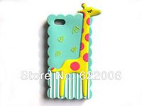 free shipping,giraffe mobile phone protection shell