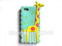 free shipping,giraffe mobile phone protection shell