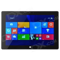 "Vido W11 10.1"" PLS Windows 8.1 Intel Quad Core Tablet PC w/ 2GB RAM / 32GB ROM - Silver + Black"