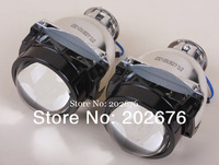 FREE SHIPPING, HOT CHA DLand G4 FX-R FXR 3.0 / STANLEY HID BI-XENON PROJECTOR LENS 3.0 INCH, WITH PROJECTOR SHROUD LAND-ROVER