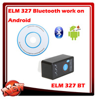 Mini ELM327 Bluetooth ELM 327 OBD2 OBD ii CAN-BUS Diagnostic Car Scanner Tool + Switch Works on Android Symbian Windows