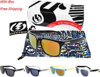 Hot sale,10pcs,with original box,fashion Leisure windproof UV400 vintage sunglasses,multi color personality oculos de sol