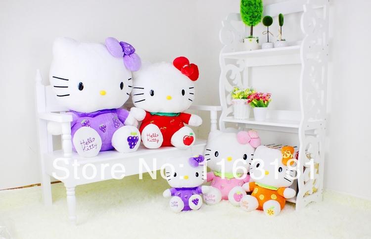 Sale Stuffed Toy Hello Kitty Supplier China Hello Kitty Plush Toy(China (Mainland))