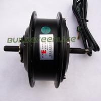 E-bike 36V 250W black color brushless high speed gear motor