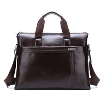 Man bag business casual male handbag shoulder bag gift laptop bag messenger bag