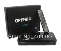 Free shipping 10pcs/lot satellite receiver 100% original openbox v5s support usb wifi , openbox v5s
