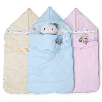 Baby sleeping bag autumn and winter 100% cotton baby sleeping bag autumn and winter dual newborn sleeping bag anti tipi child