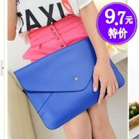 Women's handbag 2014 big envelope bag messenger bag lovers day clutch bag big bag