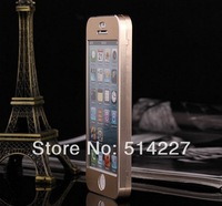 Aluminum alloy phone cases Cover For apple iPhone iphone 5s Hard Case New Arrival 1 Piece Free Shipping