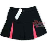 2014 women's quick-drying A word bust skirt sports tennis badminton table tennis golf cheerleaders Free shipping
