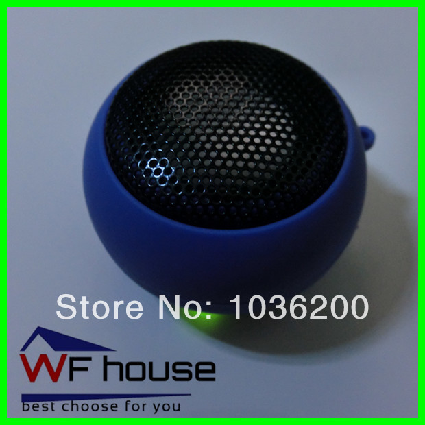 Portable pocket Mini Hamburger Speaker for iPhone iPad iPod Laptop PC MP3 Audio Amplifier Wholesale(China (Mainland))