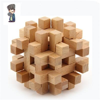3d Wooden Cube Puzzles 3d Wooden Puzzle Cube